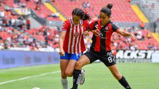 Atlas y Chivas empataron a cero en la Ida de Semifinales