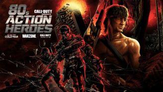 Rambo llegará a Call of Duty
