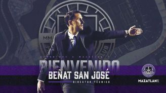 Beñat San José, presentado con el Mazatlán FC