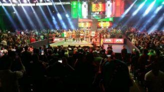 Acción en la Arena México