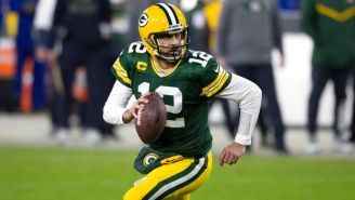 Rodgers con Green Bay