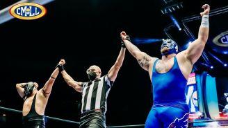 Blue Panther Jr. y Black Panther ganaron la Copa Dinastías