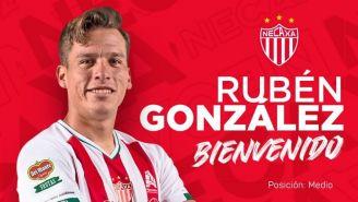 González regresa al Necaxa