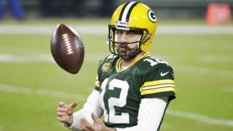 NFL: 'Situación de Rodgers divide a los aficionados', aseguró presidente de Packers