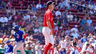 MLB: Toronto volvió a apalear a Boston en Fenway Park