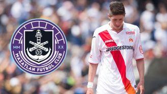 Marco Antonio 'Pikolín' Palacios como jugador de Monarcas