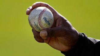 Bola oficial de las Grandes Ligas
