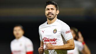 Oribe Peralta previo a un duelo con Chivas