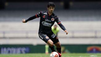 Jaime Gómez en partido con Xolos