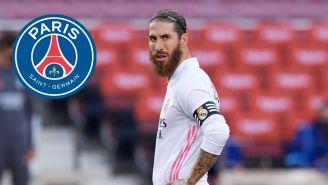 Ramos fue ofrecido al PSG