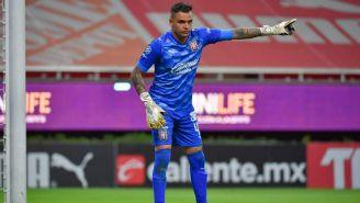 Antonio Torres en partido