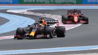 F1: Max Verstappen dominó segundo ensayo del GP de Francia; Checo decimosegundo