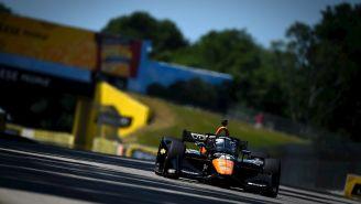 Pato O'Ward perdió el liderato de IndyCar