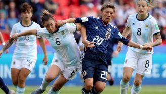 Kumi Yokoyama con la selección de Japón