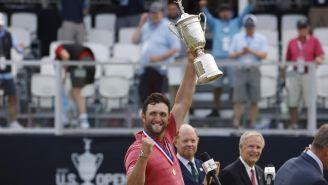 Jon Rahm recuperó el número uno mundial tras su triunfo en el Abierto de Estados Unidos