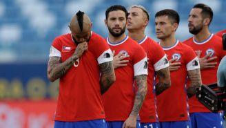 Vidal, sobre indisciplinas con Chile:'Aparte de criticar, deberían apoyar y no inventar cosas'
