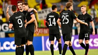 Alemania rescató el empate
