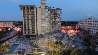 Derrumbe de edificio en Surfside, Miami