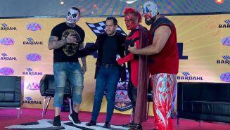 Pagano Chessman y Murder Clown