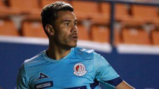 Pablo Barrera como jugador de San Luis