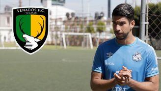 Lalo Herrera jugará en Venados