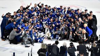 Los Tampa Bay Lighting ganan la Stanley Cup