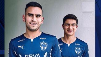 Rayados presentó sus nuevos uniformes