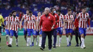 Chivas perdió ante Rayados