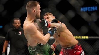 McGregor cayó ante Poirer