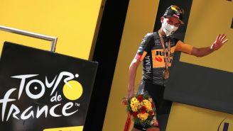Tour de Francia: Sepp Kuss se impuso en la decimoquinta etapa
