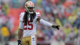 NFL: Richard Sherman fue arrestado por un incidente de violencia doméstica