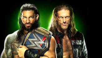 Roman Reigns se enfrenará a Edge