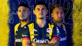 Uniforme de visitante de Atlético de San Luis