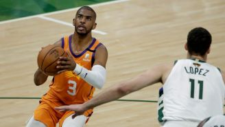 NBA: Chris Paul descarta su retiro del baloncesto