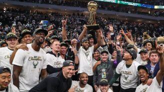Bucks, Campeones de la NBA