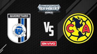 EN VIVO Y EN DIRECTO: Querétaro vs América Apertura 2021 J1