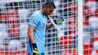 Cruz Azul: Jesús Corona causa baja por lesión