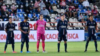 Chivas tendrá cinco bajas para el inicio del torneo