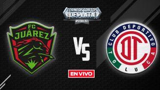 EN VIVO Y EN DIRECTO: FC Juárez vs Toluca