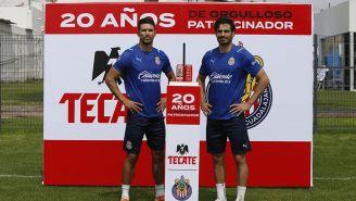 Se renovó la alianza entre Chivas y Tecate