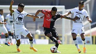 Atlas debutará ante Pumas
