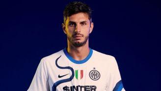 Nuevo jersey de visitante del Inter de Milán