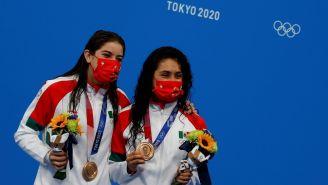 Tokio 2020: David Faitelson reprobó festejo de mexicanas en fallido clavado de japonesas