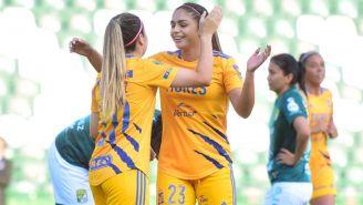 Liga MX Femenil: Tigres consiguió segunda victoria del torneo al vencer a León