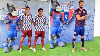 Liga de expansión: Atlante presentó sus nuevos uniformes para la temporada 2021/22