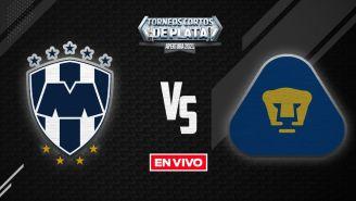 EN VIVO Y EN DIRECTO: Monterrey vs Pumas