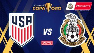 Estados Unidos vs México Copa Oro EN VIVO Final