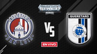 EN VIVO Y EN DIRECTO: Atlético de San Luis vs Querétaro