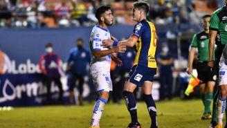 Liga MX: Atlético de San Luis no aprovechó ventaja numérica y empató con Querétaro