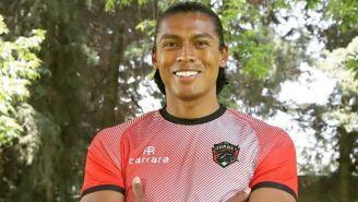 Joel Huiqui como DT del FC Juárez en la Tercera División